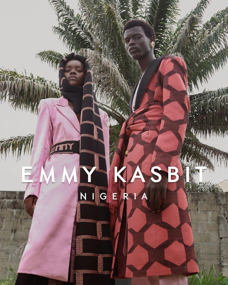 Emmy Kasbit FW'20 LOOK BOOK