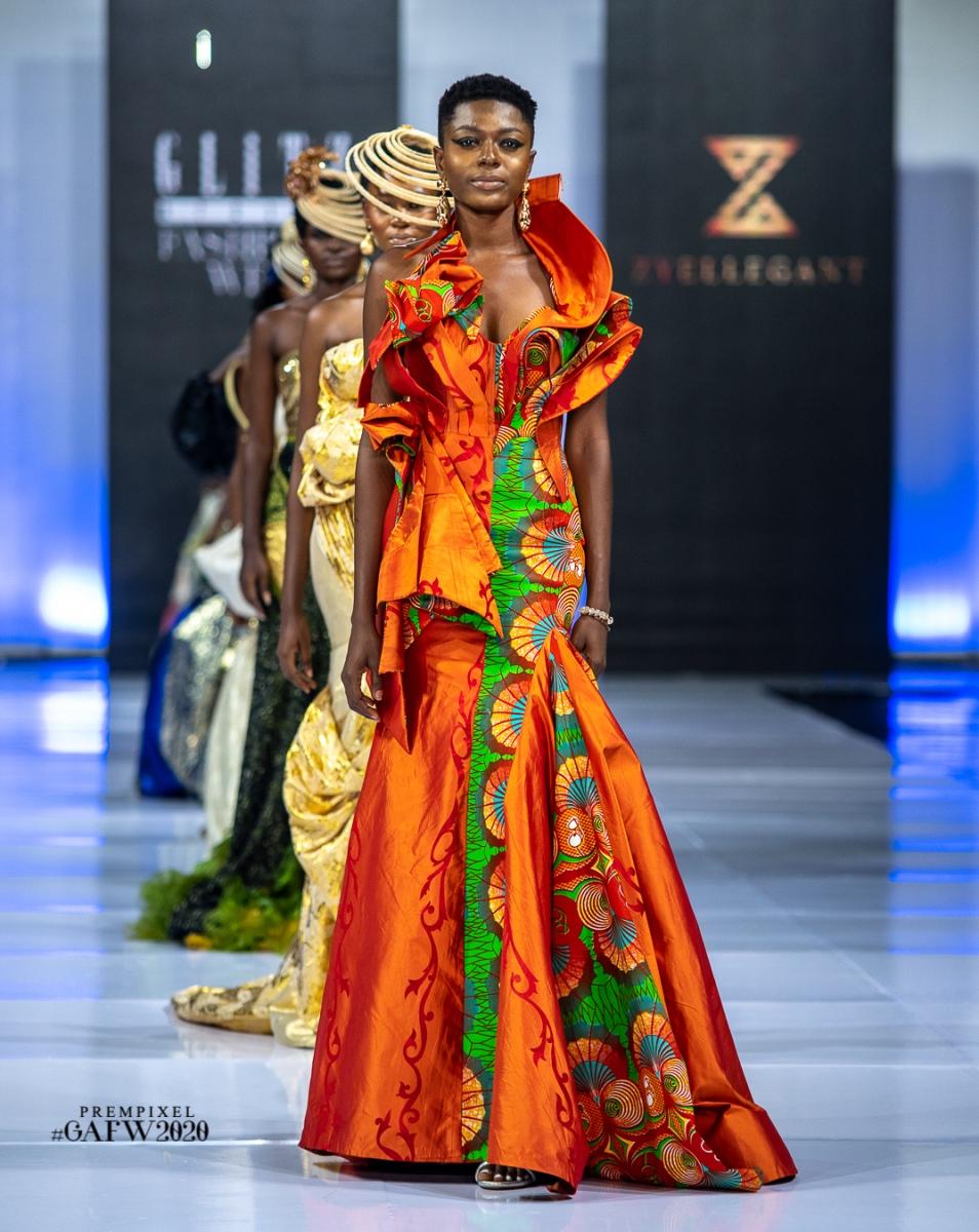 GLITZ AFRICA FASHION WEEK 2020 - ZYELLEGANT