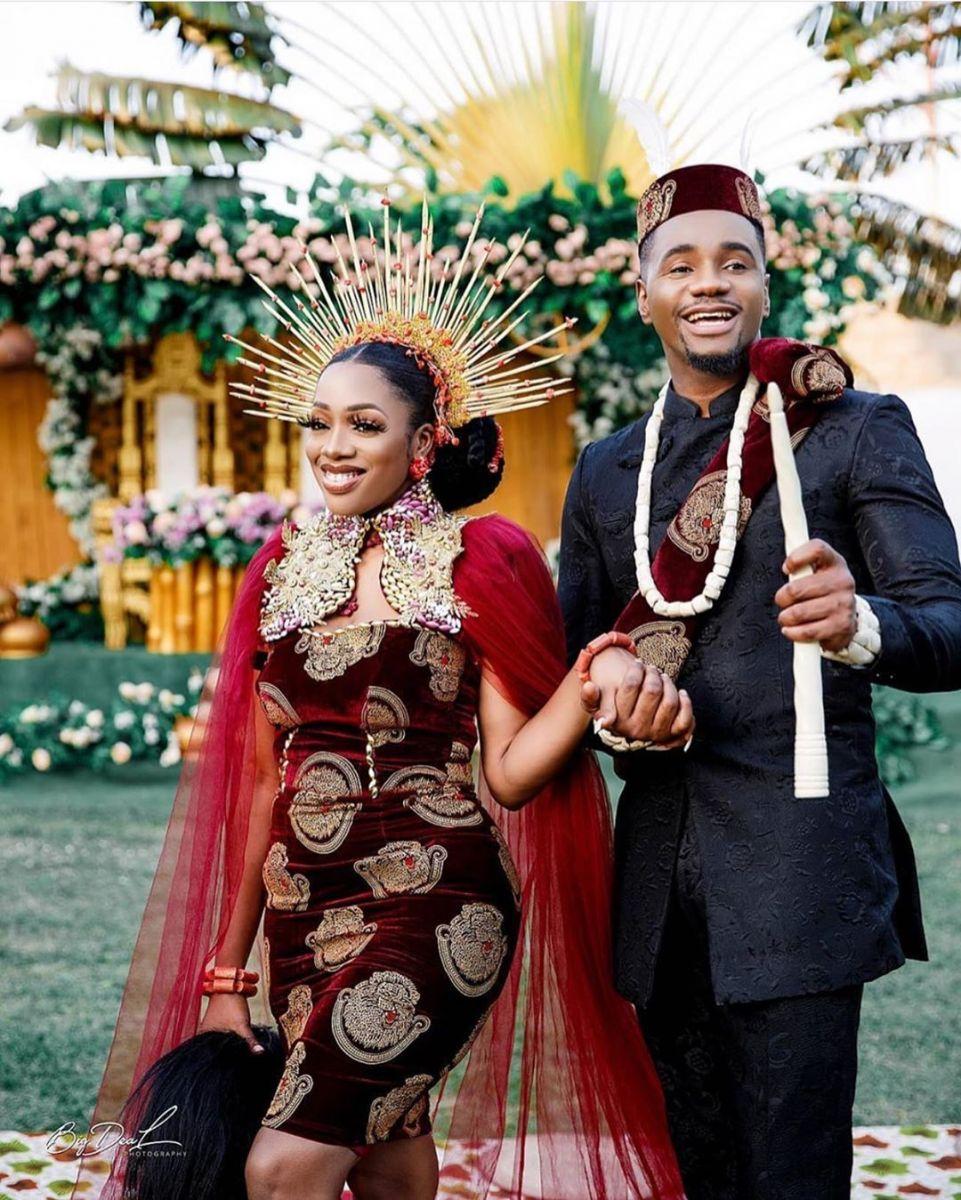 THE IGBO BRIDE
