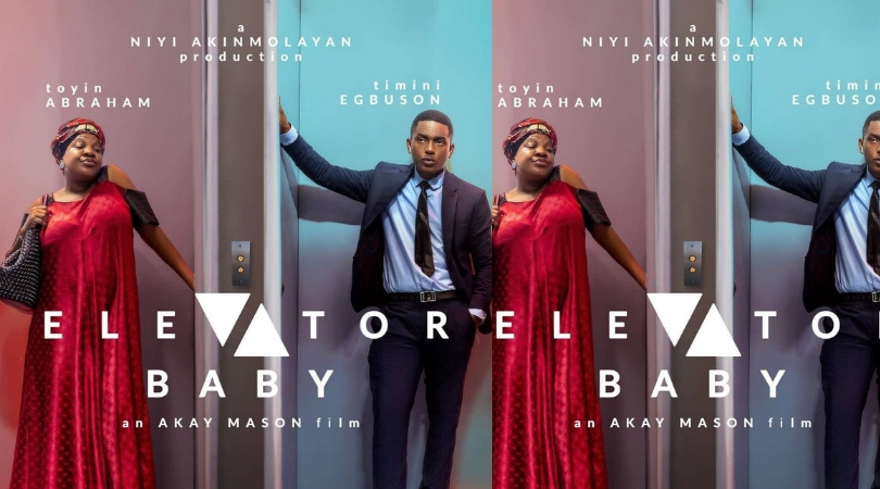 """Elevator Baby"" Movie Review Starring Toyin Abraham and Timini"