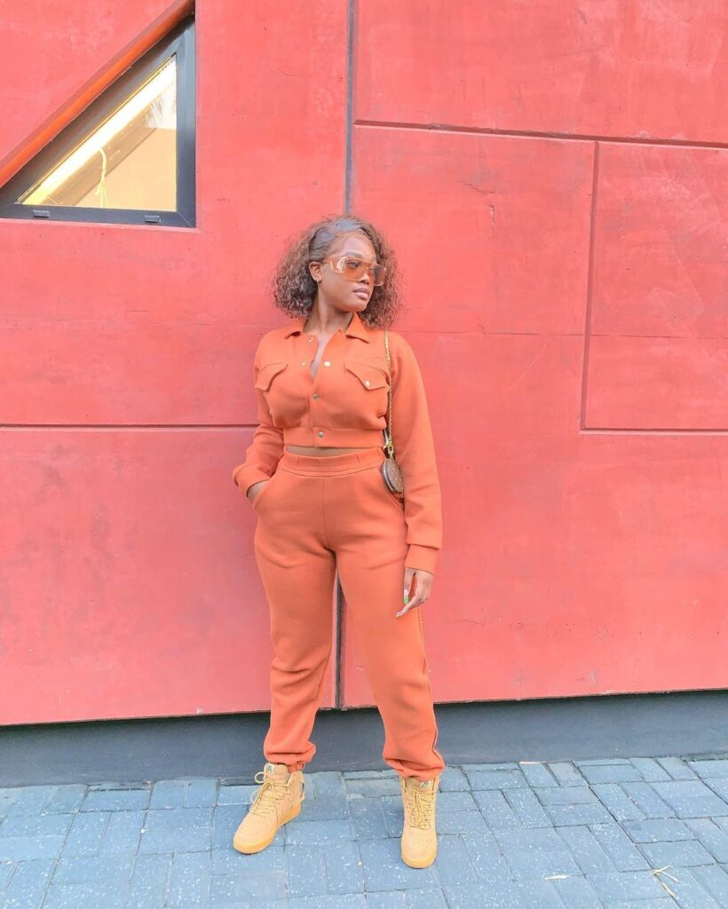 5 Burnt Orange Outfits From Diana Eneje for Summer