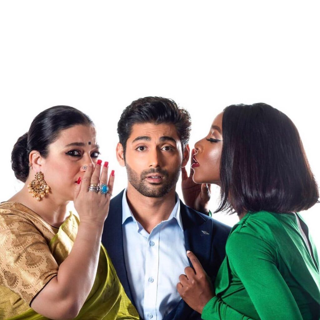"""Namaste Wahala"" Movie Review Starring Ini Dima-Okojie"