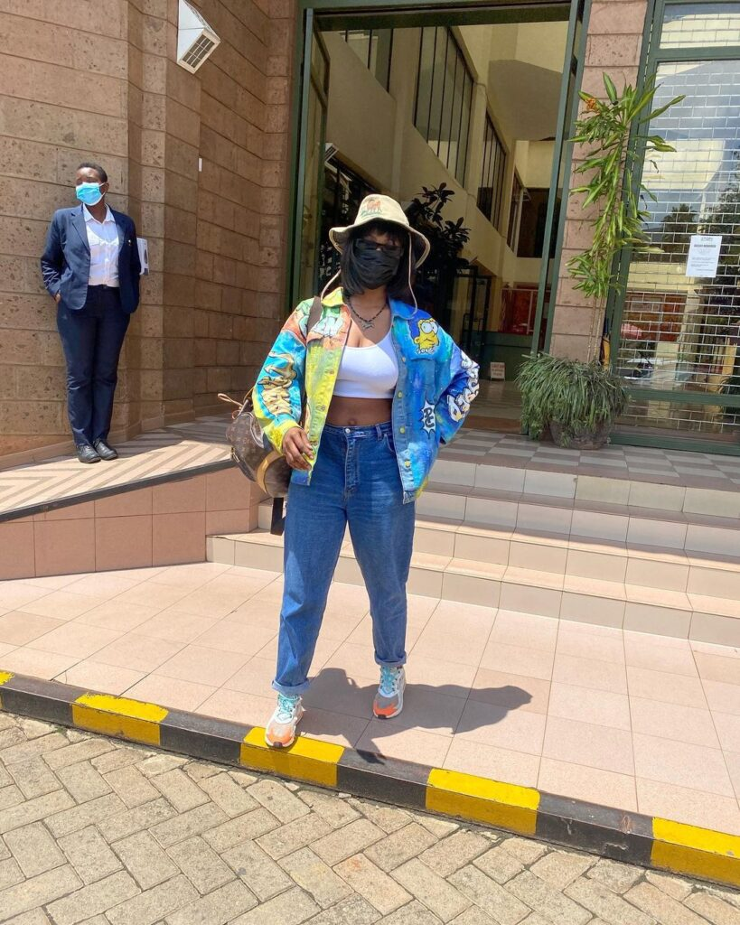 Cuppy and Tacha Spearhead the Colorful Jacket Trend